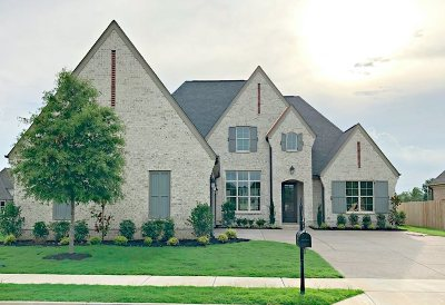 Collierville Single Family Home For Sale: 4727 Carousel