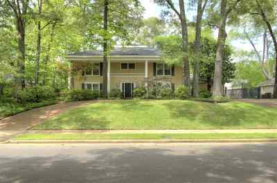 Memphis Single Family Home For Sale: 6360 Candlewood