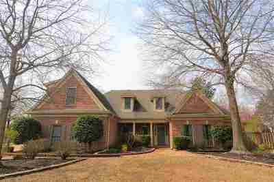 Collierville Single Family Home For Sale: 10394 Hulsey
