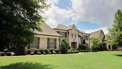 Collierville Single Family Home For Sale: 1533 Brackenshire