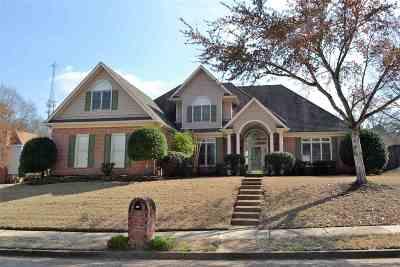 Collierville Single Family Home For Sale: 781 Vivian Leigh