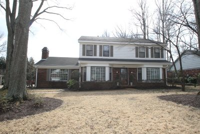Germantown Single Family Home For Sale: 7141 Riverwood