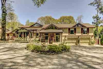 Memphis Single Family Home For Sale: 5420 N Clover