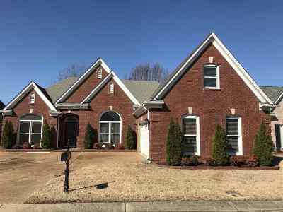 Collierville Single Family Home For Sale: 653 Warwick Oaks