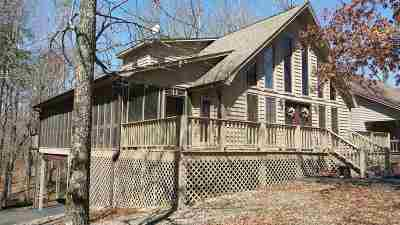 Counce Single Family Home For Sale: 155 Rising Sun