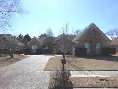 Cordova Single Family Home For Sale: 8595 Timber Creek