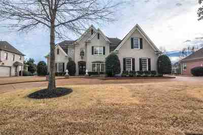 Collierville Single Family Home For Sale: 10107 Avent Ridge