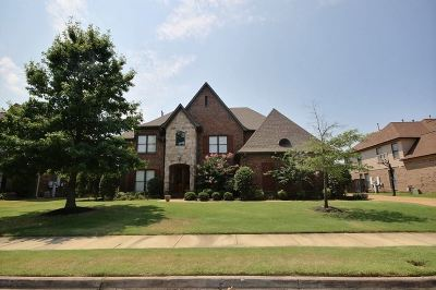 Collierville Single Family Home For Sale: 1769 Mossy Oak