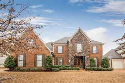Collierville Single Family Home For Sale: 1306 Marsh Springs