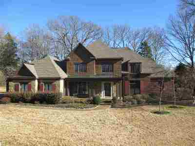 Cordova Single Family Home For Sale: 1760 Chapel Place