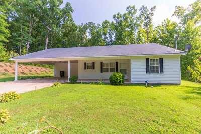 Selmer Single Family Home For Sale: 488 Oak Hill