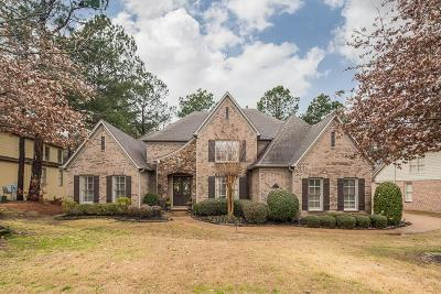 Collierville Single Family Home For Sale: 2961 Bentwood Oak