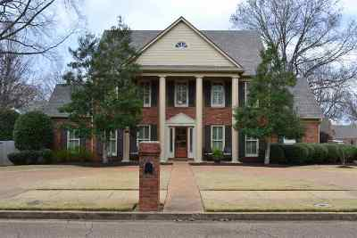 Germantown Single Family Home Contingent: 9162 Fox Ridge