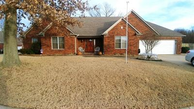 Millington Single Family Home For Sale: 7020 Gunlock