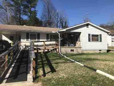 Selmer Single Family Home For Sale: 112 Adams