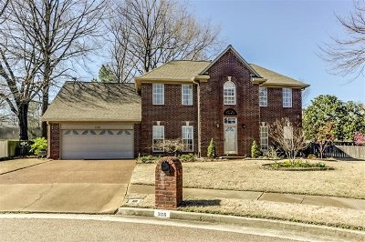 Collierville Single Family Home For Sale: 306 John