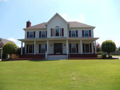 Collierville Single Family Home For Sale: 1340 Pinnacle Point