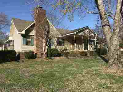 Savannah TN Single Family Home For Sale: $199,500