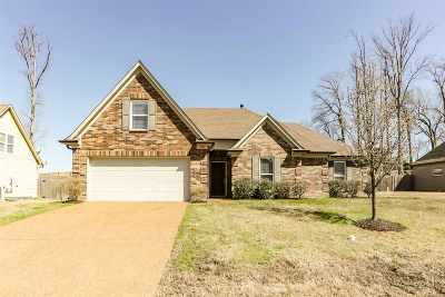 Bartlett Single Family Home For Sale: 6152 Trail Creek