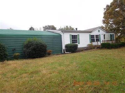 Adamsville TN Single Family Home Pending: $39,500