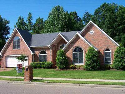 Collierville Single Family Home For Sale: 725 Gable
