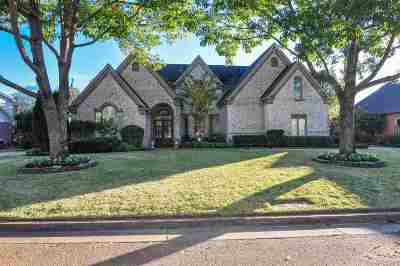 Collierville Single Family Home For Sale: 2079 Gallina