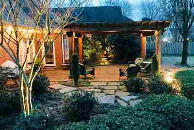 Collierville Single Family Home For Sale: 167 Polk Woods