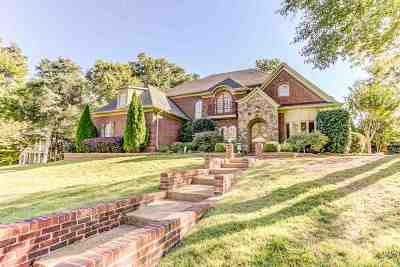 Collierville Single Family Home For Sale: 3476 Manor Grove