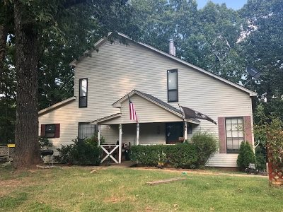 Stantonville Single Family Home For Sale: 561 Elzie Pounds