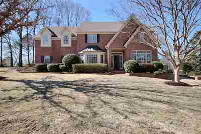Germantown TN Single Family Home For Sale: $449,000