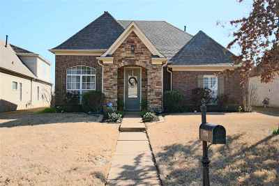 Southaven MS Single Family Home For Sale: $179,900