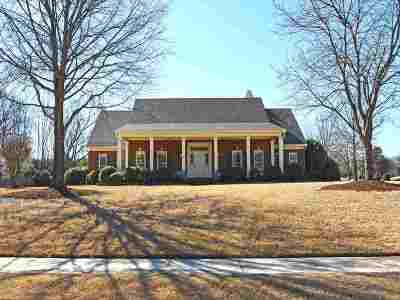 Germantown TN Single Family Home For Sale: $705,000