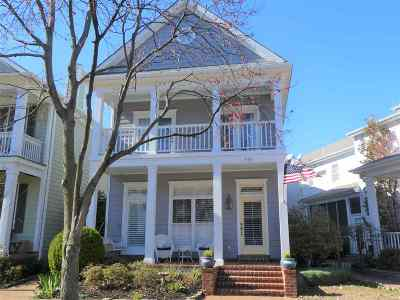 Memphis Single Family Home For Sale: 939 Harbor Bend