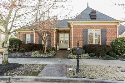 Collierville Single Family Home For Sale: 1885 Laurel