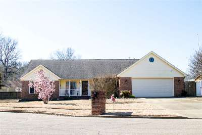 Millington Single Family Home For Sale: 4731 Cedar Hills