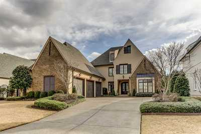 Collierville Single Family Home For Sale: 1257 S Dubray