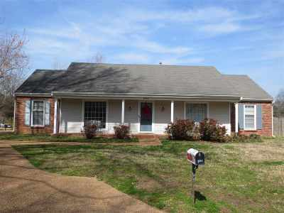 Germantown TN Single Family Home For Sale: $248,900