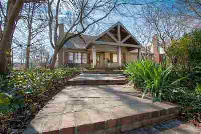 Memphis Single Family Home For Sale: 3219 Cowden