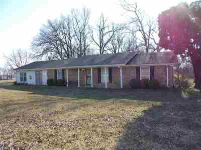 Ripley Single Family Home For Sale: 1203 Woodville