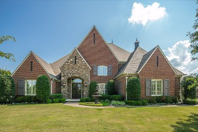 Collierville Single Family Home For Sale: 1328 Braygood