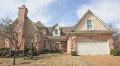 Collierville Condo/Townhouse For Sale: 1718 Windebank