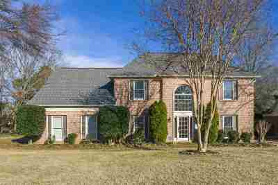 Germantown TN Single Family Home For Sale: $315,000