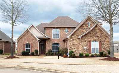 Collierville Single Family Home For Sale: 4631 Barkley Estate