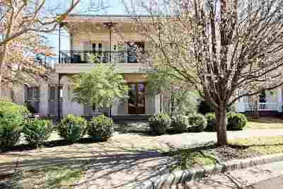 Collierville Single Family Home For Sale: 314 McGinnis