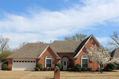 Collierville Single Family Home For Sale: 1162 Sugar