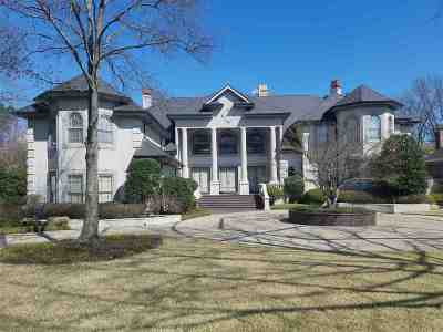 Memphis Single Family Home For Sale: 6230 River Grove