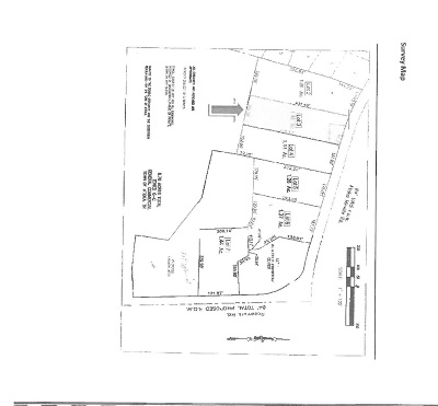 Atoka Residential Lots & Land For Sale: Atoka Idaville #Lot 3