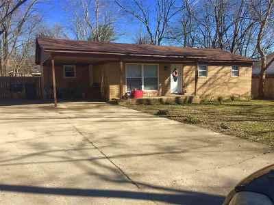 Covington Single Family Home For Sale: 1150 Pine