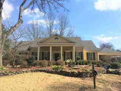 Germantown TN Single Family Home For Sale: $395,000