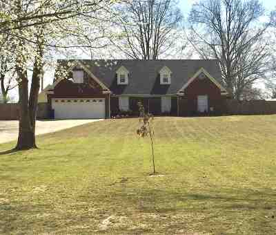 Munford Single Family Home For Sale: 45 Allen